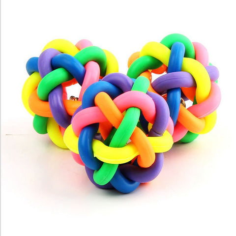 Ball Toys Dog Ball Rubber Toy For Dog Pet Accessories
