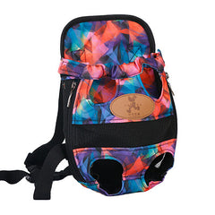 Dog carrier fashion Travel dog backpack breathable pet