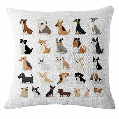 Image of Cheap Cushion Cover For Home Sofa Pillow Case