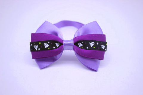 1PC Halloween Christmas Pet Bow Cute Neckties Collar Supplies
