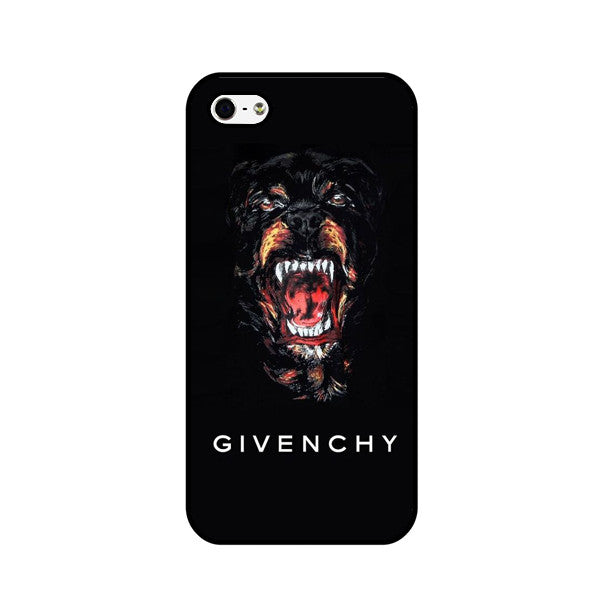 Rottweiler Dog Skin phone hard case for iPhone