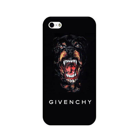 Image of Rottweiler Dog Skin phone hard case for iPhone