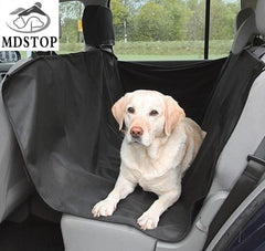 Waterproof Car Bench Seat Cover for Pets Dog Cat Mats Hammock Protector Rear Back Seat