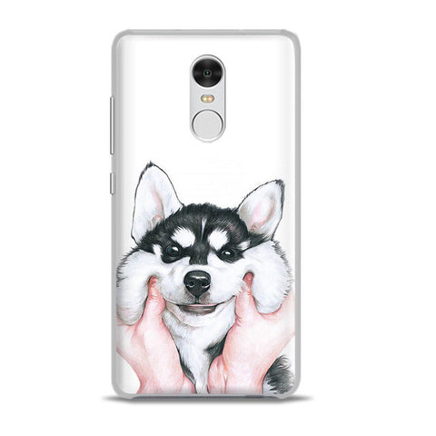 Image of Originality Phone Case Siberian Husky Shell Cover For Xiaomi
