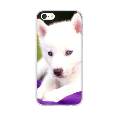 Image of 3D Pattern Cute Capa For iPhone 5S Case Silicon TPU