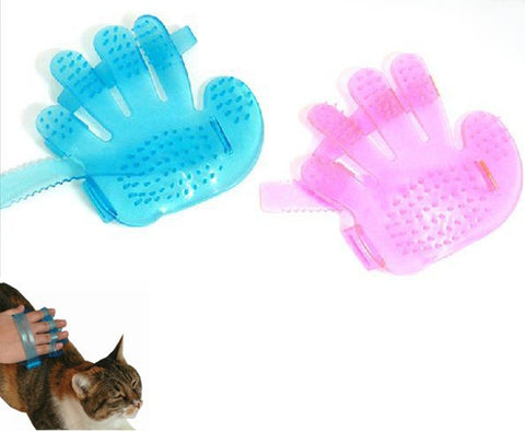 2018 Pet Massage Glove Beauty Care Brush Cats Generic Massage Creative Design