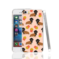 Dachshund Cover cell phone Case for iPhone