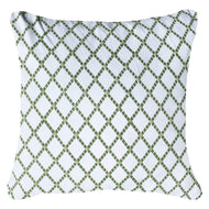 Intermeshed Emerald Lounge Cushion 55 x 55cm