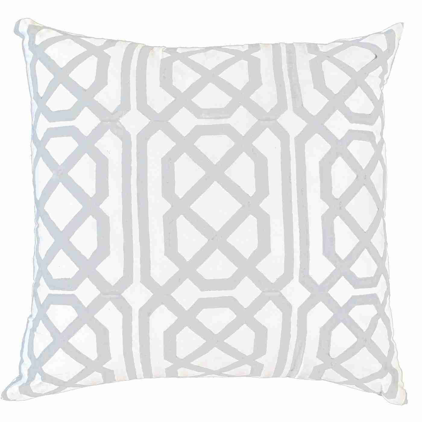 Bandhini Homewear Design Lounge Cushion Ice / 22 x 22 Jagger Print Frozen Dew Lounge Cushion 55 x 55 cm
