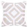 Bandhini Homewear Design Lounge Cushion Navy / Primative / 22 x 22 Moko Natural Lounge Cushion 55 x 55cm
