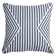 Parasol Navy Lounge Cushion 55 x 55 cm