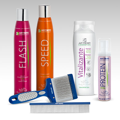 Curly Coat Grooming Pack