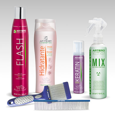Drop Coat Grooming Pack
