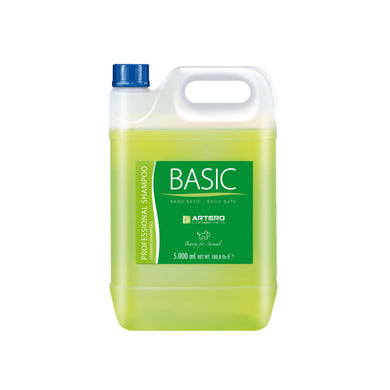 Basic Shampoo - ARTERO Singapore