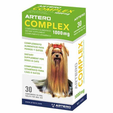 Complex Vitamin Supplement Hair Growth [H332] - ARTERO Singapore