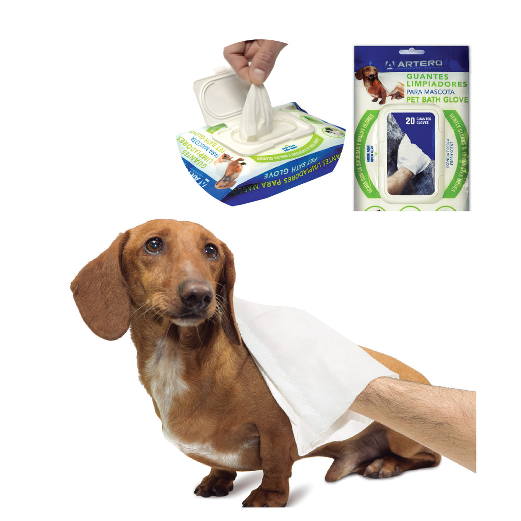 PET CLEANING GLOVES [H692] - ARTERO Singapore