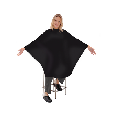 Black Cutting Cape [W575] - ARTERO Singapore
