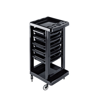 Work Trolley Black (CLEARANCE PRICE) [Y233] - ARTERO Singapore