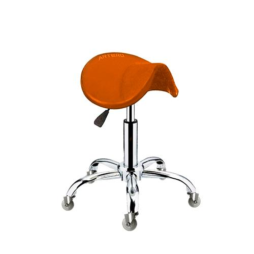 Fenix Stool Orange [Y493] - ARTERO Singapore