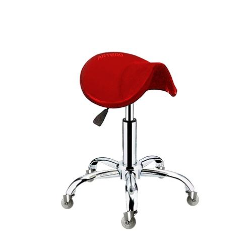Fenix Stool Red [Y494] - ARTERO Singapore