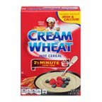 Cream of Wheat Hot Cereal 2 1/2 min 28 oz
