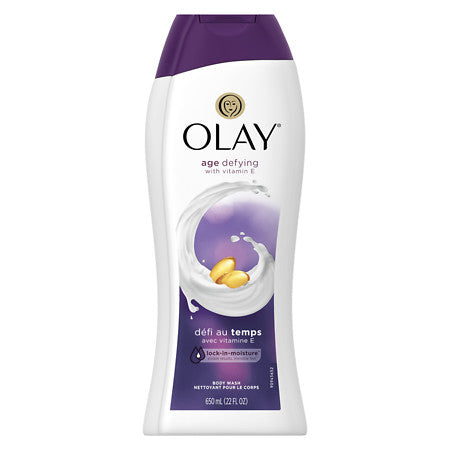 OLAY AGE DEFYING BODY WASH 22OZ