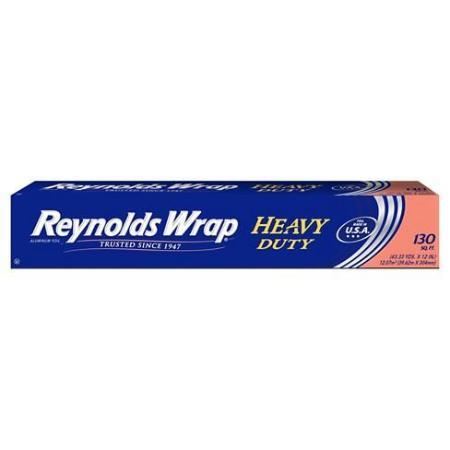 REYNOLDS WRAP HEAVY DUTY ALUMINUM 130 SF