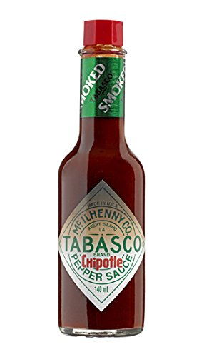 MCILHENNY TABASCO CHIPOTLE PEPPER SAUCE 5OZ