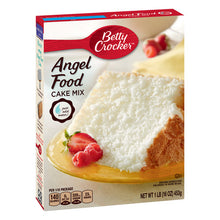 BETTY CROCKER ANGEL FOOD WHITE CAKE MIX 16 OZ