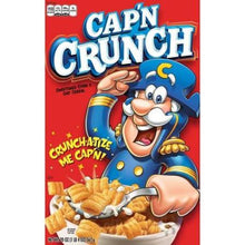QUAKER CAP N CRUNCH CEREAL BREAKFAST CEREAL 20 OZ