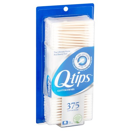 Q-TIPS FLEXIBLE COTTON SWABS 375 EA