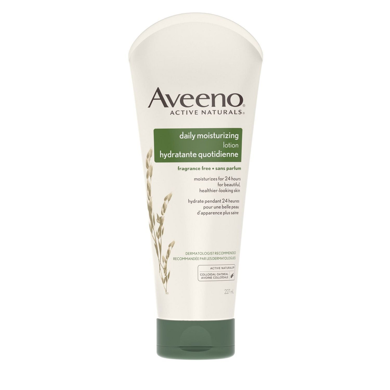 AVEENO ACTIVE NATURALS DAILY MOISTURIZING LOTION 8OZ