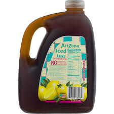 ARIZONA LEMON ICE TEA 128 OZ 4 COUNT