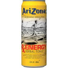 ARIZONA RX ENERGY DRINK 23.5 OZ 24 COUNT #ROCK VALUE PRODUCT ORDER BY SUNDAY EVENING'S ARRIVING NEXT WEEKS' TUESDAY FOR DELIVERY#
