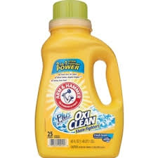 ARM & HAMMER LIQUID DETERGENT PLUS OXI CLEAN 43.75 OZ