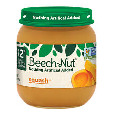 BEACH-NUT STAGE2 BUTTERNUT SQUASH 10 COUNT #ROCK VALUE PRODUCT ORDER BY SUNDAY EVENINGS ARRIVING NEXT WEEK'S TUESDAY FOR DELIVERY#