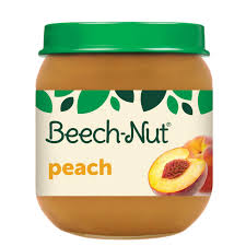 BEACH-NUT STAGE 2 PEACHES 10 COUNT #ROCK VALUE PRODUCT ORDER BY SUNDAY EVENINGS ARRIVING NEXT WEEK'S TUESDAY FOR DELIVERY#