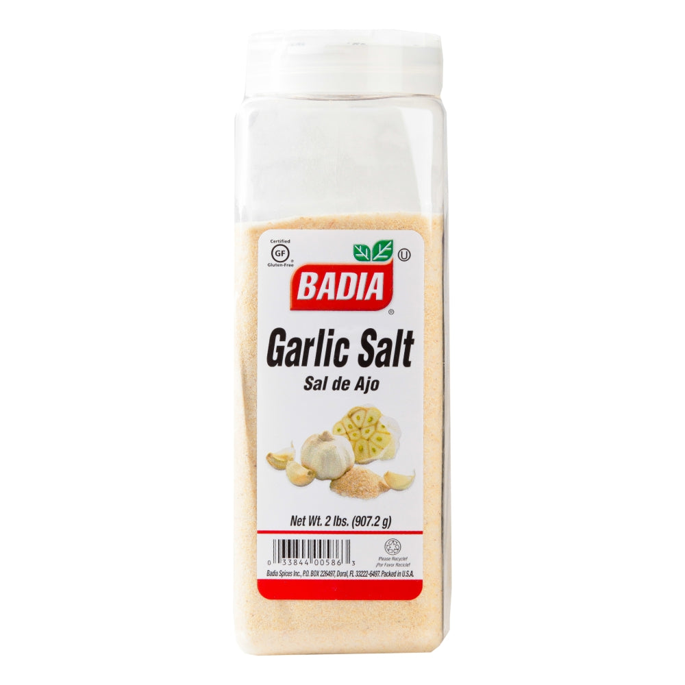 Badia Garlic Salt Spice, 2 Lb