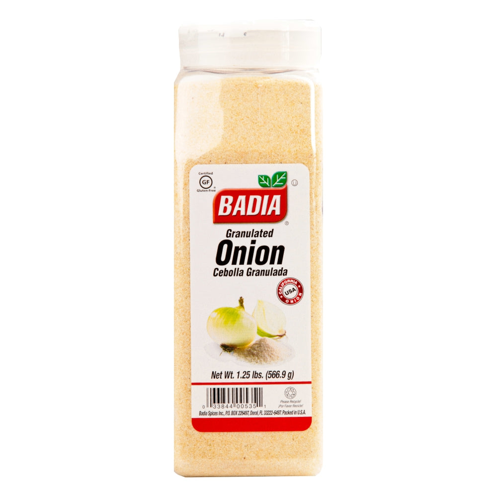 Badia Granulated Onion Spice, 20 Oz