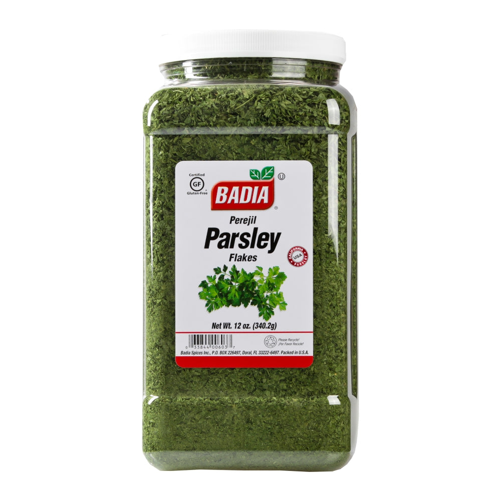 Badia Parsley Flakes Spice, 12 Oz