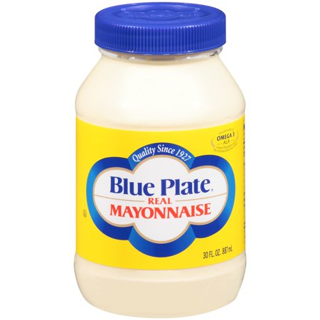 Blue Plate Mayonnaise, 30-Oz