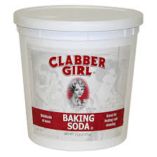CLABBER GIRL BAKING SODA 5 LB