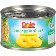 DOLE PINEAPPLE CHUNKS IN JUICE 20 OZ 12 CT***SHIP TO ORDER BY NOON ON MONDAY'S ARRIVING THE FOLLOWING MONDAY FOR DELIVERY***