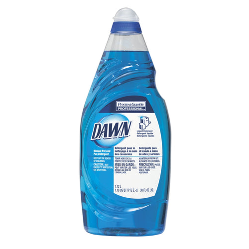 Dawn Liquid Pot & Pan Detergent, Original Scent, 38 Fl Oz