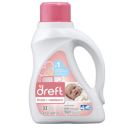 Dreft 2X HE 50 oz.