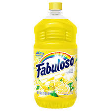 FABULOSO LEMON SCENT MULTIPURPOSE 56 OZ