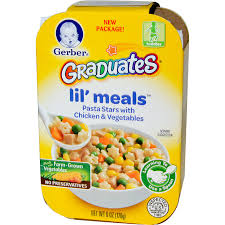 GERBER GRADUATES CHICKEN STEW PK 6 COUNT #ROCK VALUE PRODUCT ORDER BY SUNDAY EVENINGS ARRIVING NEXT WEEK'S TUESDAY FOR DELIVERY#