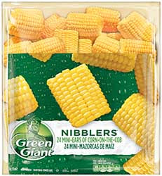 GREEN GIANT CORN ON THE COB NIBBLERS 12CT