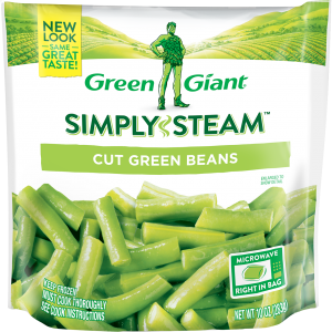 GREEN GIANT STEAMER CUT GREEN BEANS 12 OZ