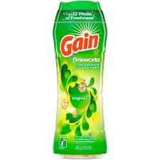 GAIN FIREWORKS IN-WASH SCENT BOOSTER ORIGINAL 10 OZ